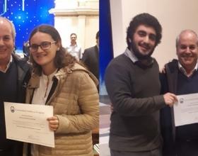 Entrega de becas en la Universidad Católica del Uruguay a exalumnos
