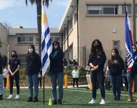 Acto de Jura de la Bandera