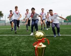Entrega de copas y medallas de Deportes 2019